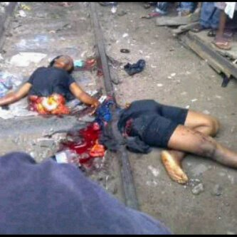 Indonesia christian girls beheaded