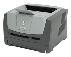 lexmark e250d