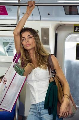 Paloma será mãe de três filhos e ficará dividida entre dois amores — Foto: Isabella Pinheiro/ Gshow