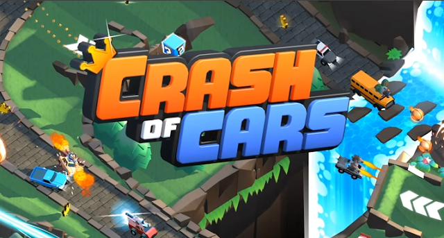 Download Crash of Cars Mod Apk Terbaru (Unlimited Coins/Gems)