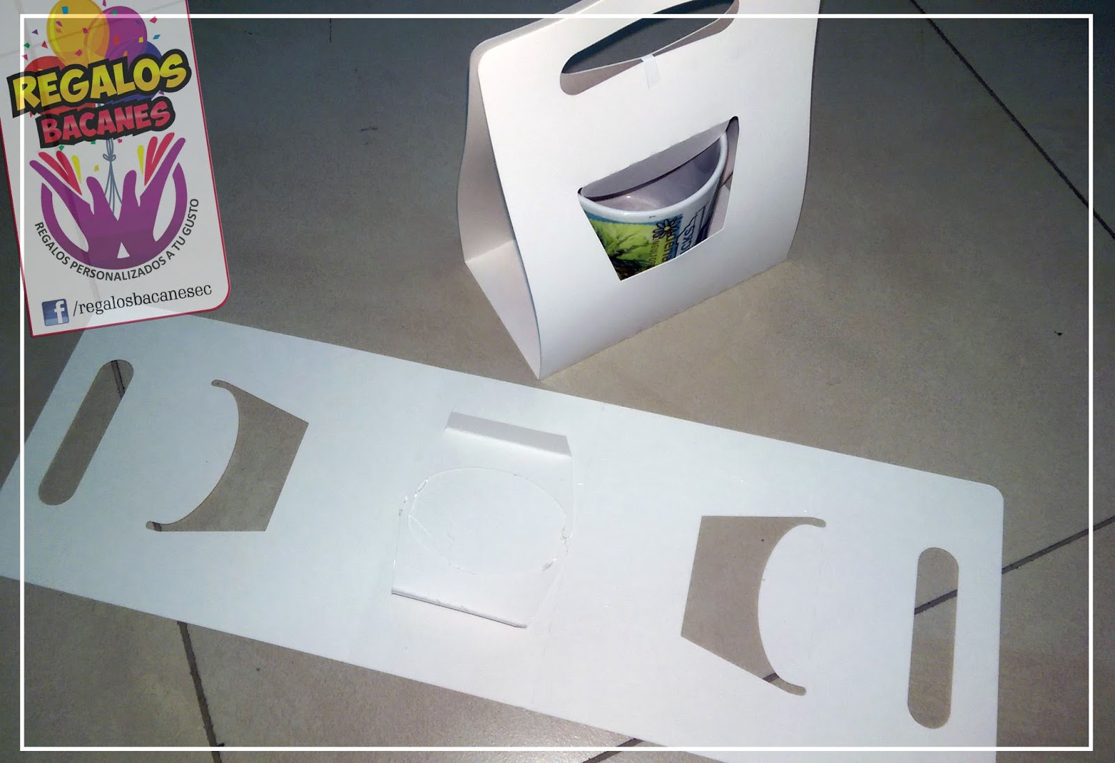 Dise os y tutoriales para corte y sublimaci n molde para for Cajas personalizadas con fotos