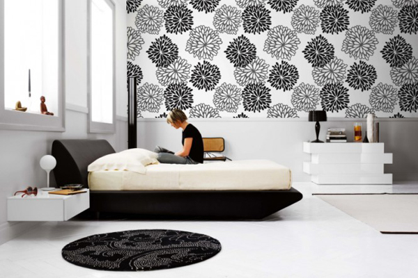 modern wallpapers for home by Eazywallz