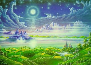 Pengertian surga  MENURUT AL-AURAN