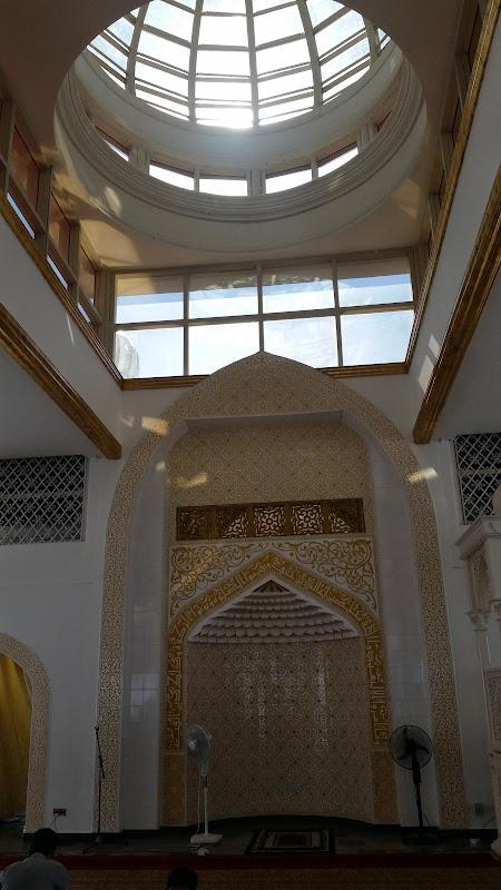 Ruang solat imam