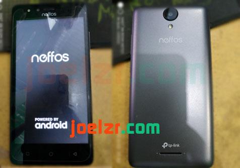firmware Neffos C5A TP703A