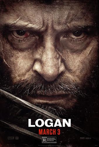 Logan (DVDRip Dual Latino / Ingles) (2017)