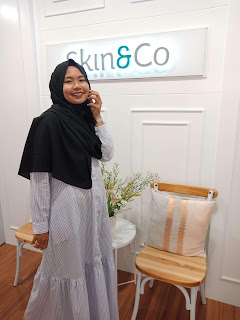 merawat kulit wajah, treatment refresh diamond peel treatment, rekomendasi perawatan wajah minimal rasa sakit, Skin&Co Laser Clinic