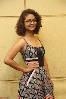 Actress Aditi Myakal Looks gorgeous in Sleeveless Deep Neck Top at Ami Tumi success meet ~  Exclusive 184.JPG