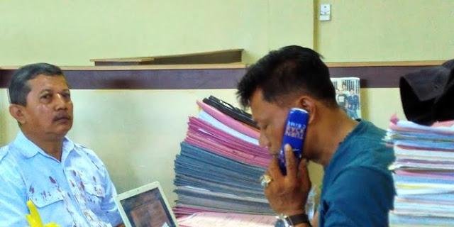 Pihak Sekolah Memutuskan Bahwa Siswa yang tinju guru Dasrul Dikeluarkan