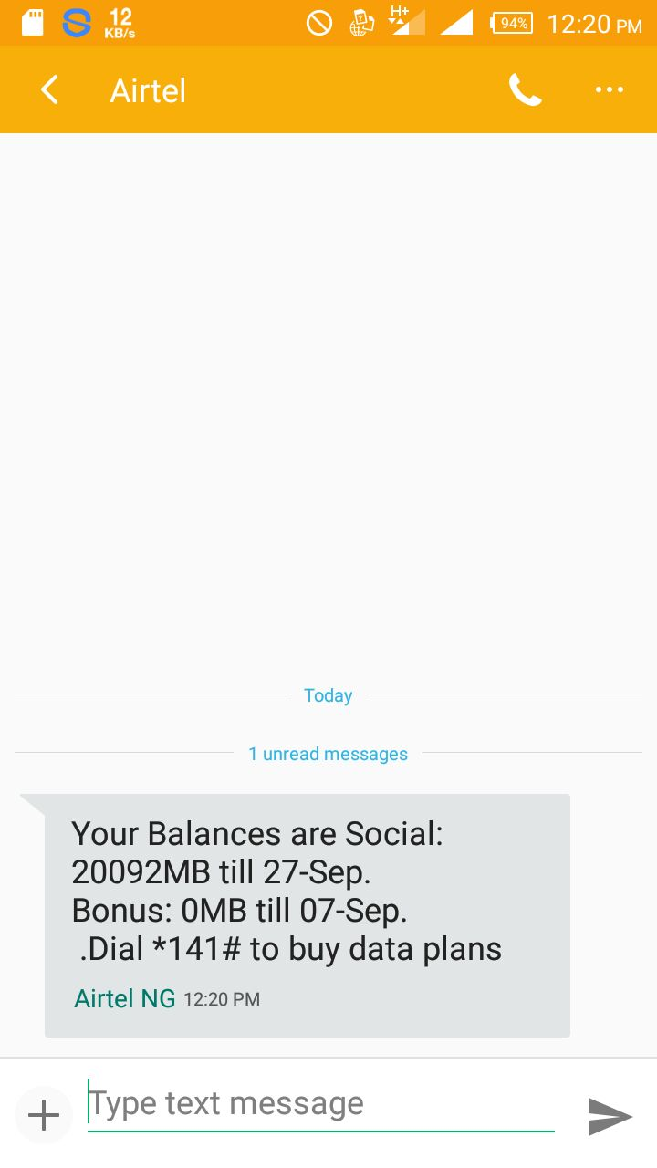 BLAZING!!! Get 20GB For Just N200 On Airtel: Powers All Apps