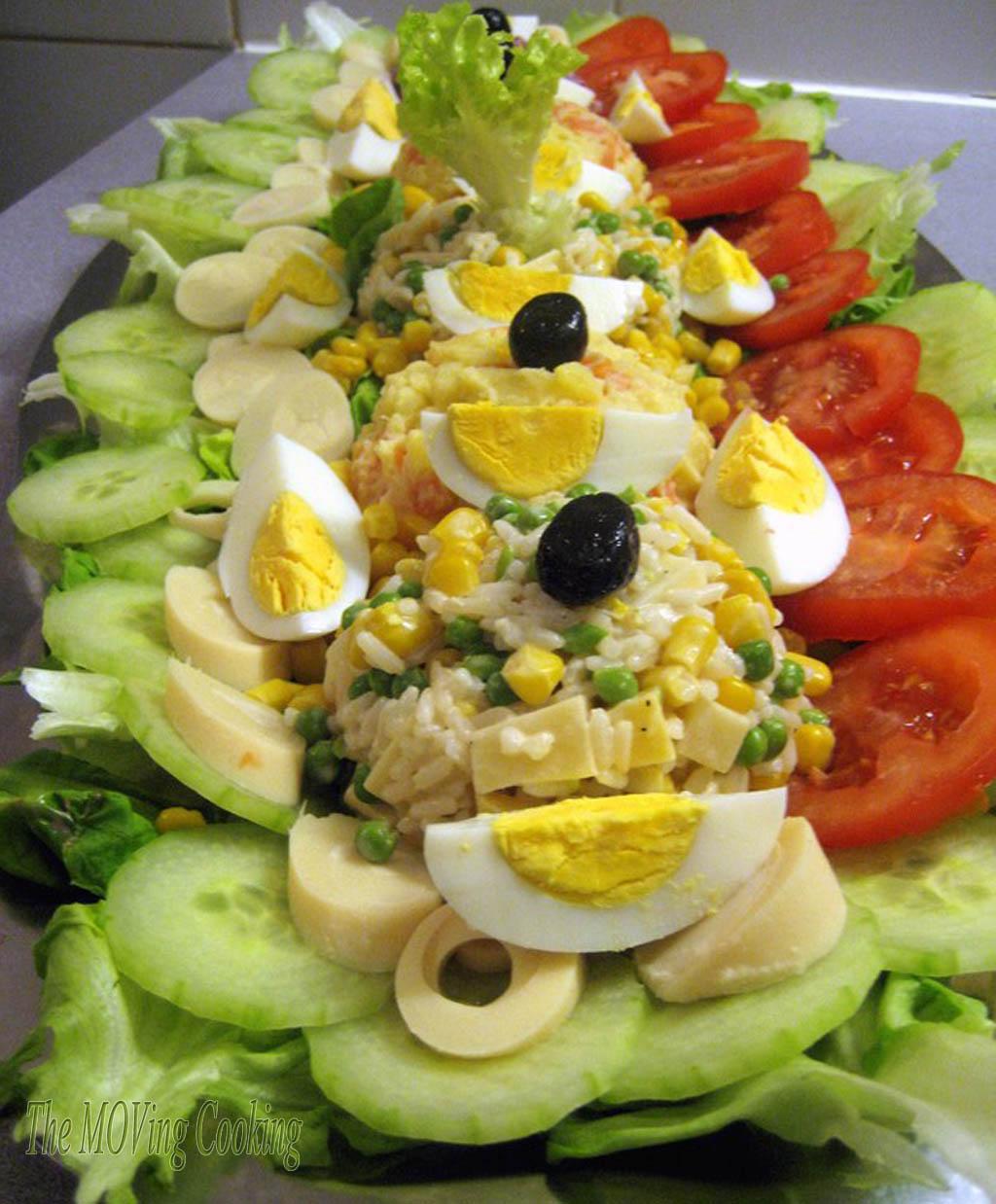 : Salade composée
