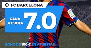 Paston Megacuota Liga: Barcelona vs Las Palmas 1 octubre