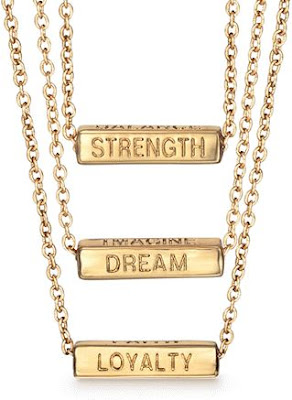 Avon Essential Truths Necklaces