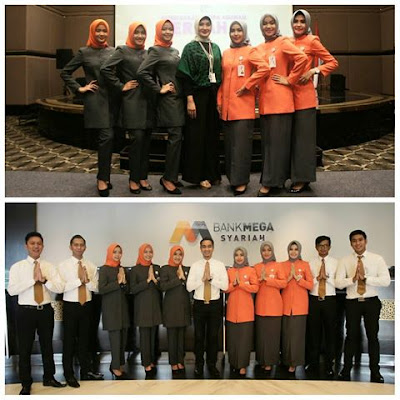 Lowongan Kerja Terbaru PT Bank Mega Syariah Min,Diploma/Sarjana Semua Jurusan Menerima Karyawan Baru Seluruh Indonesia