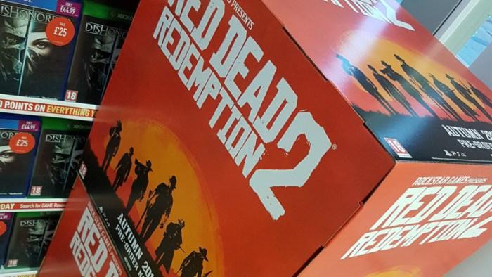 Red Dead Redemption 2 já tem material promocinal - www.animangaprofile.com
