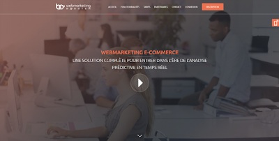 Plateforme Webmarketing e-commerce
