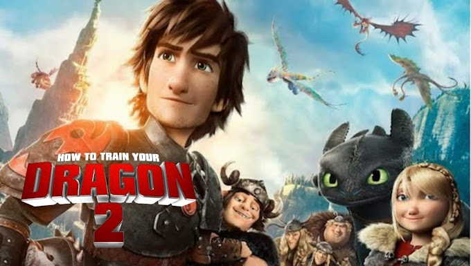 How to Train Your Dragon 2 (2014) Hindi Audio  720p