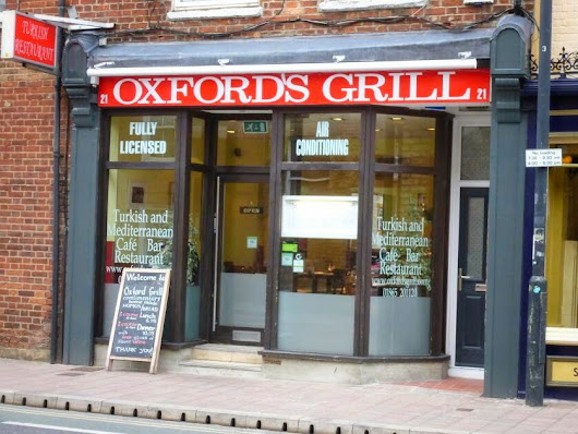 Restaurant Review - Oxfords Grill