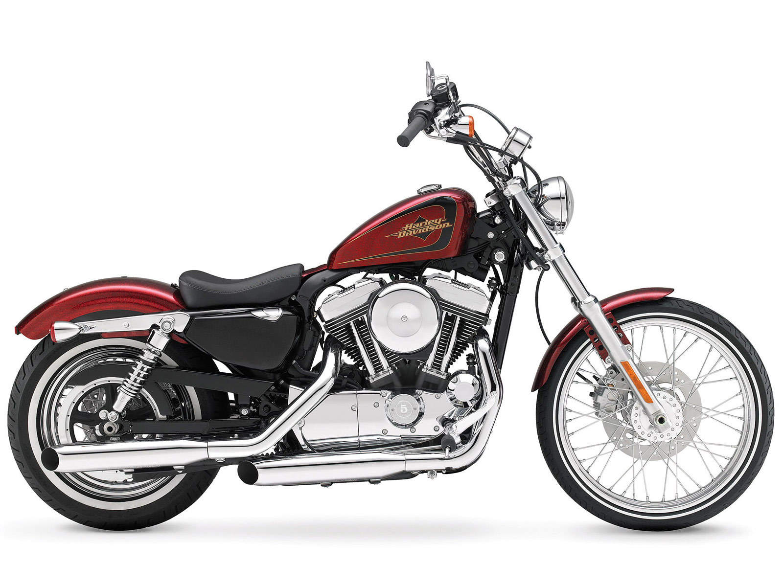 Harley Davidson 2012: 2012 XL1200V Seventy Two Pictures, Review, Specifications