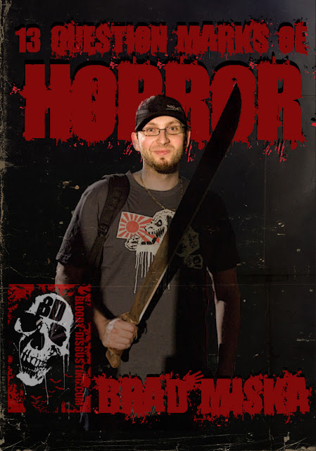 13 Question Marks of Horror: Bloody-Disgusting's Brad Miska