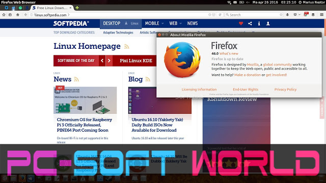 Mozilla Firefox 46 0 Free Download For PC - PC Soft World