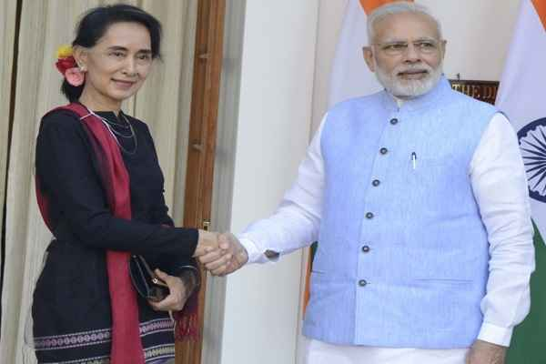 India, Myanmar to closely coordinate on border security