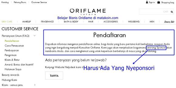 cara-daftar-oriflame-online