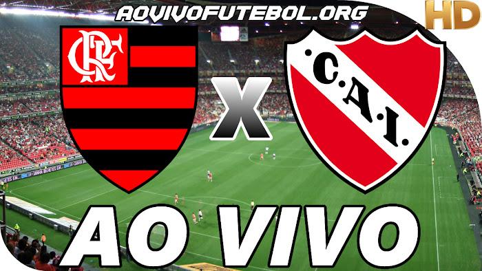 Assistir Flamengo x Independiente Ao Vivo