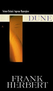 Cover of the novel Dune by Frank Herbert