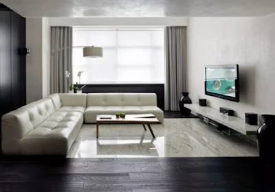 20 Contoh gorden jendela minimalis modern terbaru