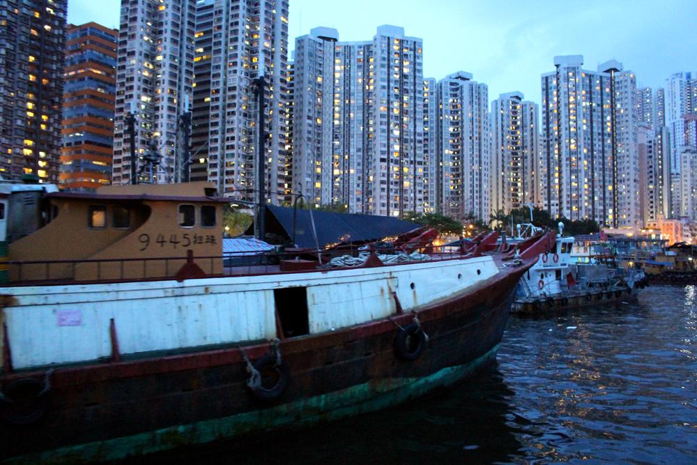 Lamma Island ferry crossing   Hong Kong travel blog   lifestyle blogger