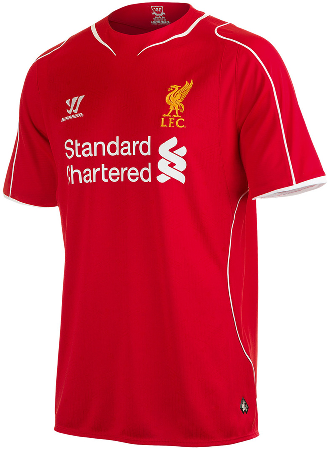 22bf018c8f6 18 times Premier league winners Liverpool are on the 6th position and took  one spot over Arsenal by a very small fraction. Liverpool s estimated shirt  sales ...