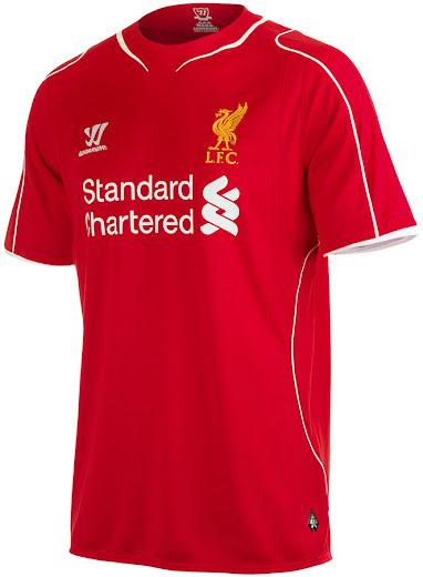 63fc1a10e New Liverpool 14-15 (2014-15) Home