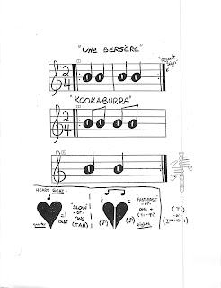Miss Jacobson's Music: BEGINNING RECORDER PACKET #1