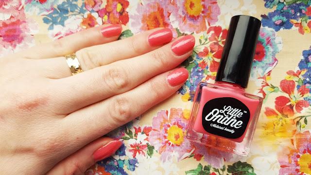 Beauty | Little Ondine Natural Nail Polish