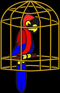 Burung Di Sangkar