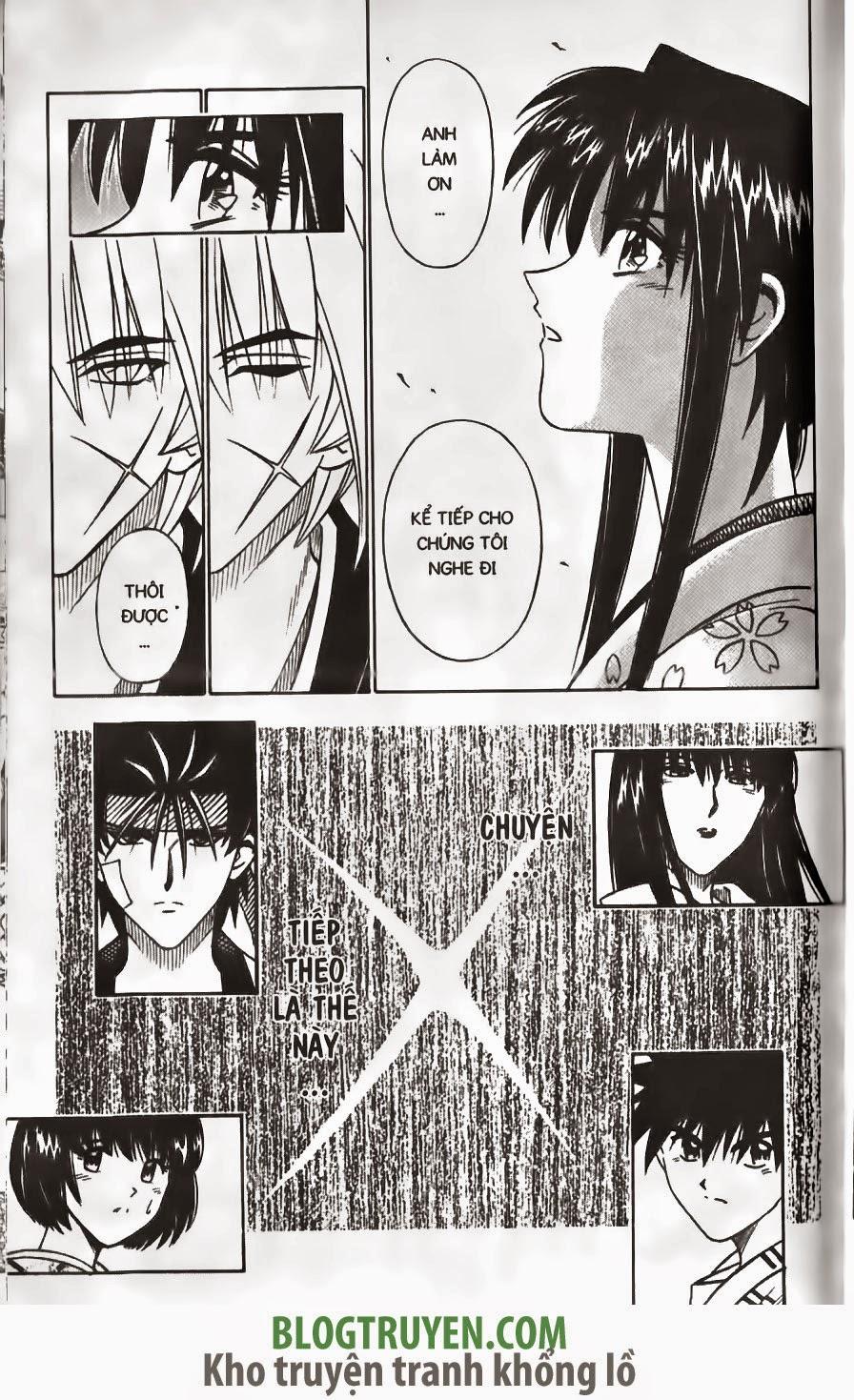 Rurouni Kenshin chap 171 trang 18
