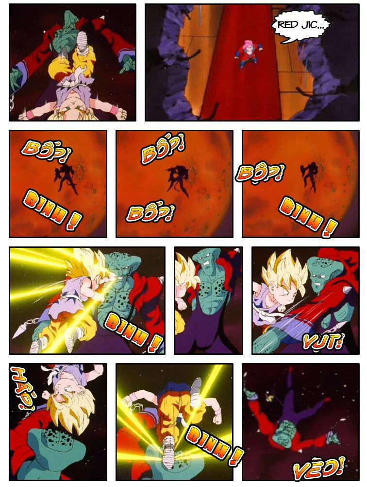 Dragon Ball GT chap 13 - Trang 4