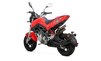 Benelli TNT 135 mini sport bike //