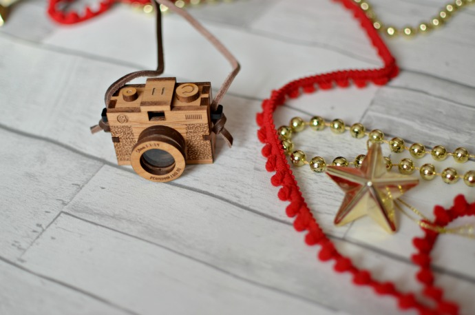 Christmas Gift Guide for a Four year old - Arlette Gold Camera Necklace