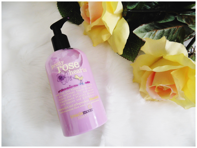 beauty | treaclemoon | pretty rose hearts | body milk | körpermilch | more details on my blog http://junegold.blogspot.de | life & style diary from hamburg | #beauty  #treaclemoon #prettyrosehearts #bodymilk #körpermilch