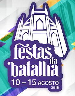 Programa Festas da Batalha 2018