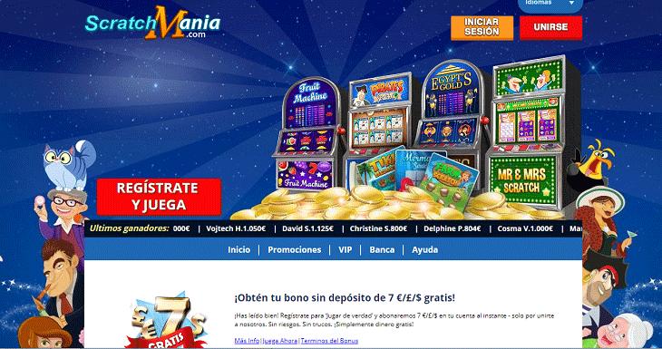 Casino ScratchMania