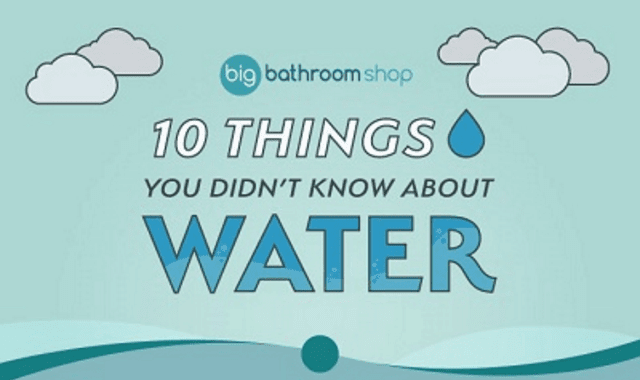 10 Things You Didn't Know About Water
