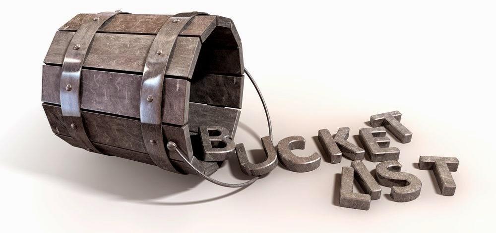 Bucket List Walpaper HD