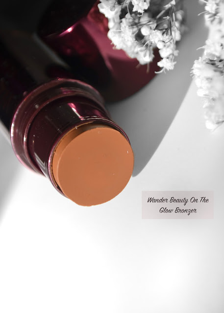 wander beauty on the glow bronzer capri/ candle glow review and swatches