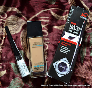 Maybelline Haul