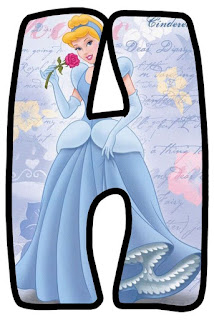 Cinderella Abc. Cenicienta Abc.