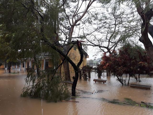 Chùm ảnh lũ lụt tại Giáo xứ Dương Sơn – Huế - Ảnh minh hoạ 6