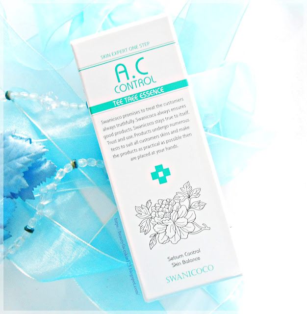 Swanicoco A.C control tea tree essence